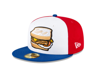 New Era 5950 On-Field Delmarva Scrapple Fitted Cap