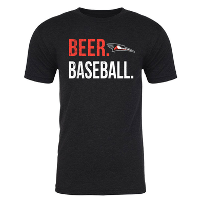 108 Stitches Beer. Baseball. T-Shirt