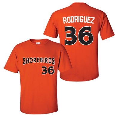 Delmarva Shorebirds Grayson Rodriguez Replica Jersey T-Shirt #36