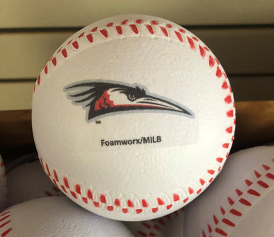 Foamworx Primary Logo Foam Baseball