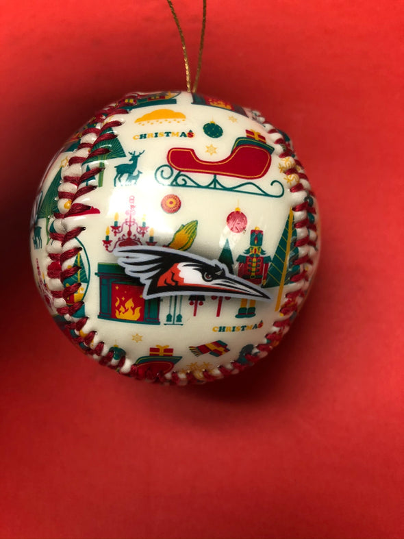 2019 Delmarva Shorebirds Christmas Ornament