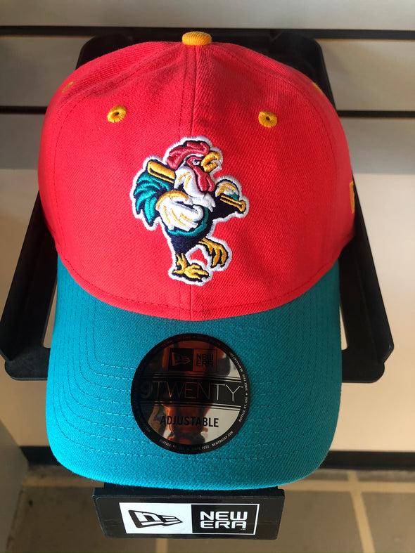 Men's New Era 9Twenty Adjustable Los Gallos de Delmarva Cap