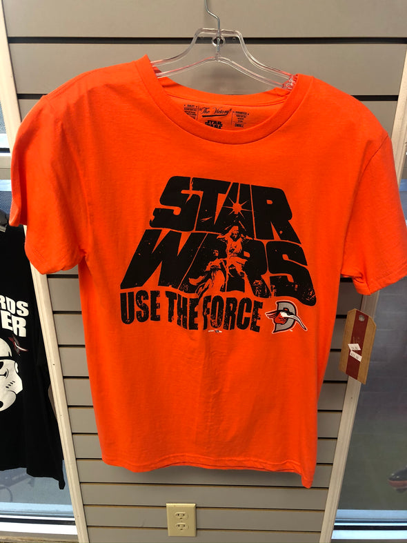 Men's Retro Star Wars Use the Force T-Shirt