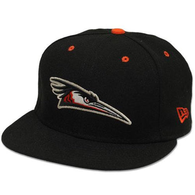 Delmarva Shorebirds On-Field Fitted Home Cap - New Era 5950