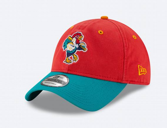 New Era 920 Adjustable Los Gallos de Delmarva Cap