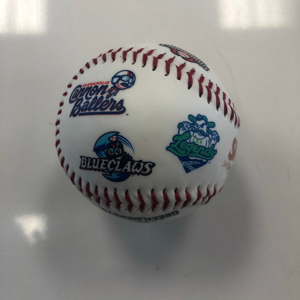 2020 South Atlantic League Baseballs