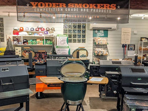 Grills, Smokers &Pizza Ovens