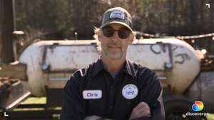 Watch Chris compete on Moonshiners: Smoke Ring!