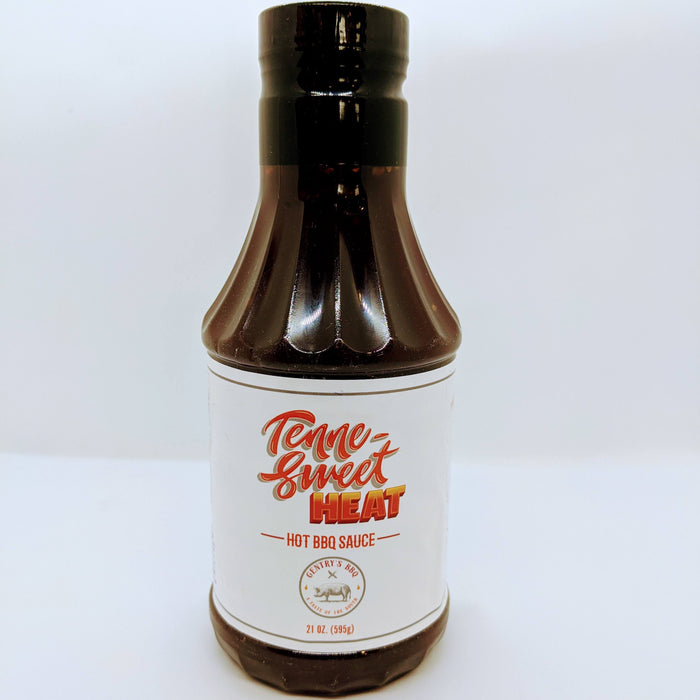 Gentry's BBQ Tenne-Sweet HEAT BBQ Sauce