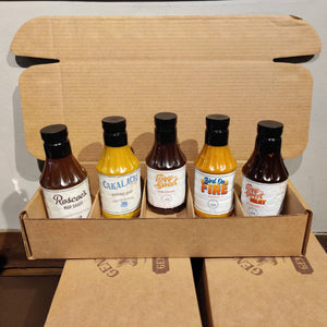 Gentry's BBQ Sauce Holiday Gift Box