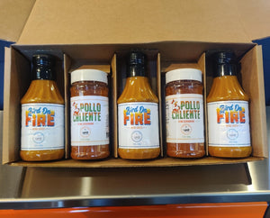 The best wing rubs and wing sauces for your Superbowl football party. Gentry's BBQ delivers on the gift boxes again!