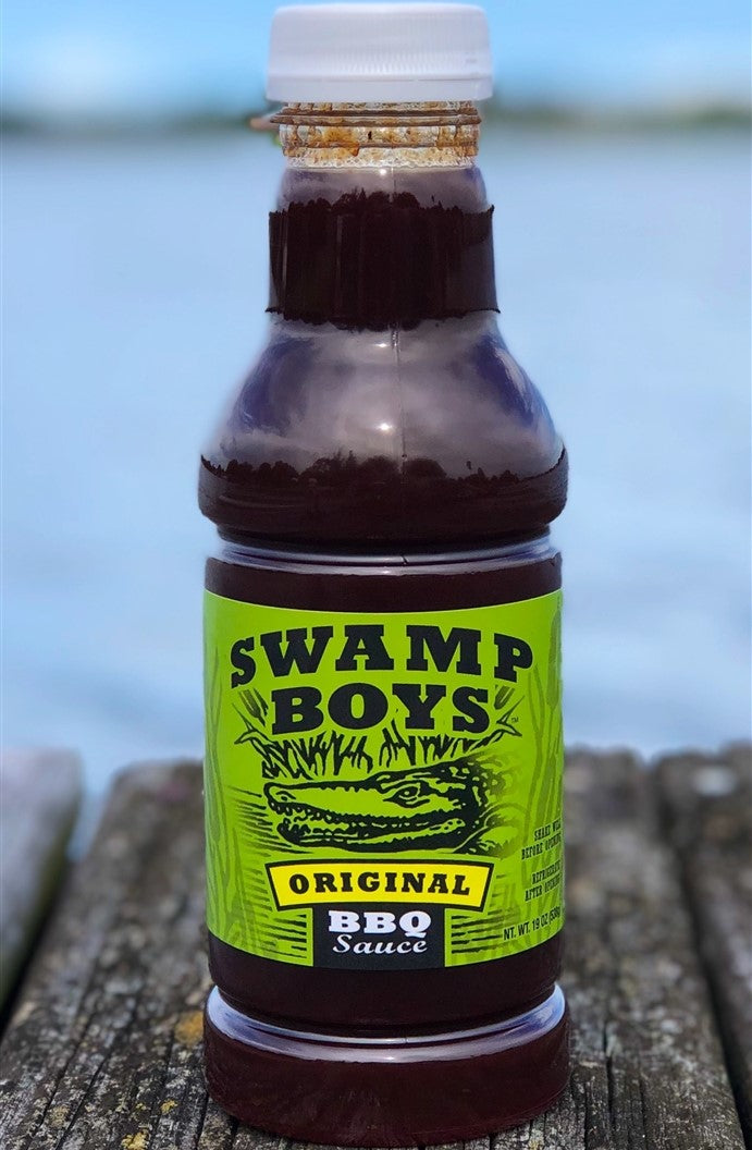 Swamp Boys Original BBQ Sauce