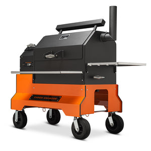 Yoder Smokers YS640s Competition Cart
