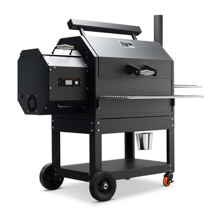 Yoder Smokers YS640s Standard Cart