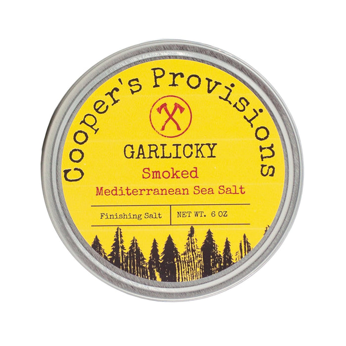 Cooper's Provisions Garlicky Smoked Sea Salt