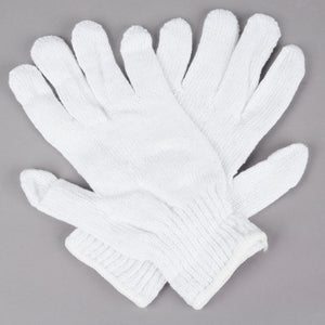 Cotton Gloves (8/Pack)