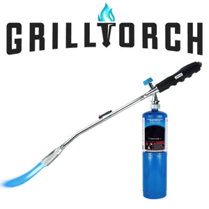 "JJGeorge Grill Torch Charcoal Starter - 20"" Reach"