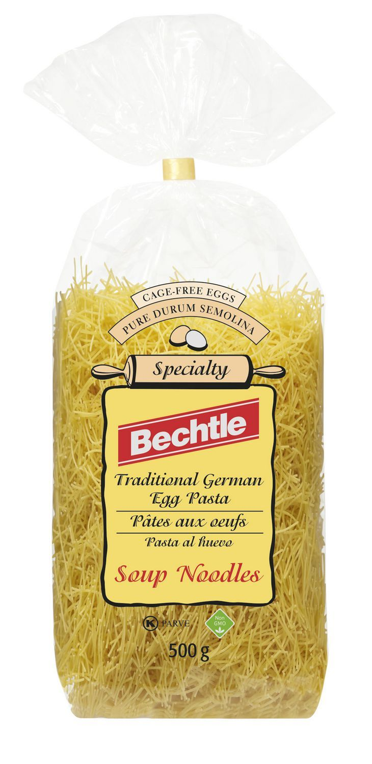 Noodle Thin Soup from Bechtle