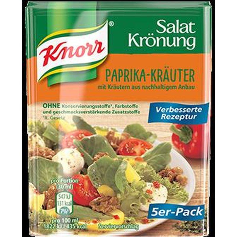 Salad Mix Paprika from Knorr