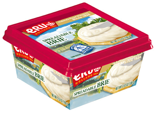 Spreadable Brie Cheese