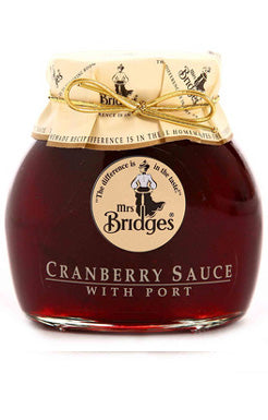 Cranberry Sauce With Port Wine