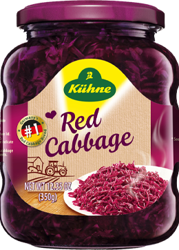 Kuhne Red Cabbage 720ml