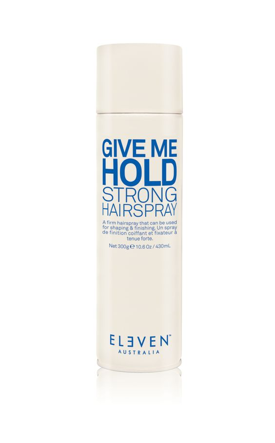 Give Me Hold Strong Hairspray