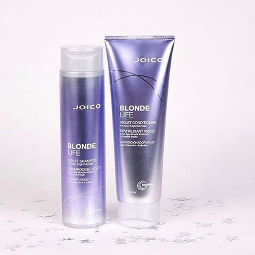Blonde Life Violet Duo