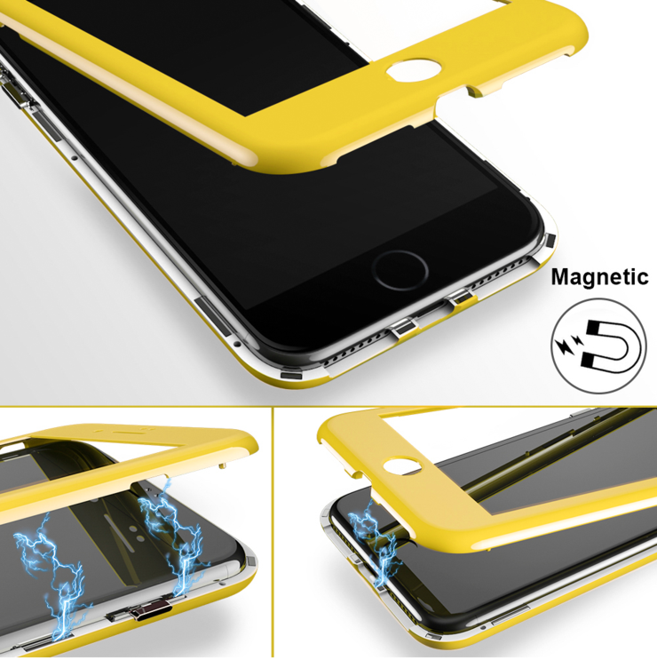 MAGIC ADSORPTION PHONE CASE