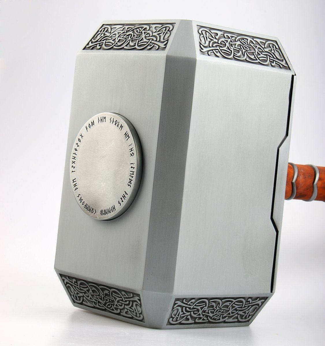 Mjolnir Thor Solid Adult Hammer Collectible Replica