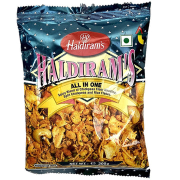All In One snack Haldirams