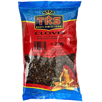 Whole Clove TRS 50 g and 250 g