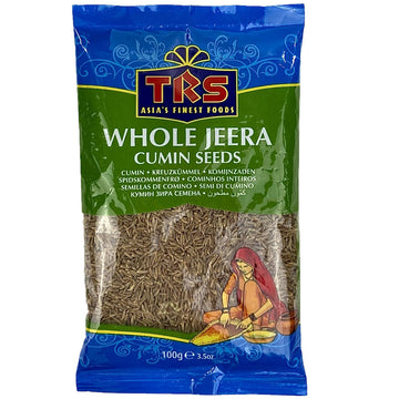Cumin graines, whole jeera, TRS