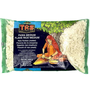 TRS medium rice flakes 300 g and 1 kg