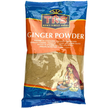 Ground Ginger TRS 100g or 400g