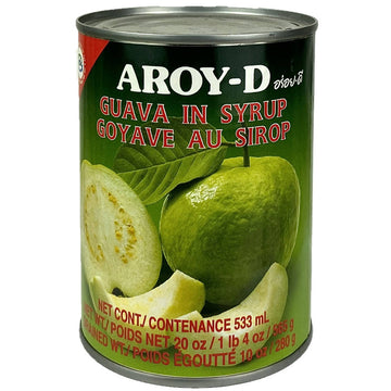 Guyave in syrup Aroy-D 565g