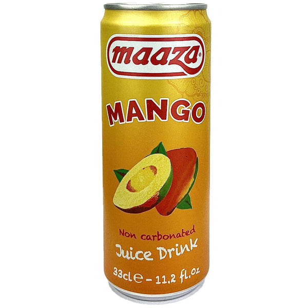 jus de mangue maaza 33 cl boisson fresh juice drink mango
