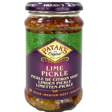Patak's Lime Pickle 283g