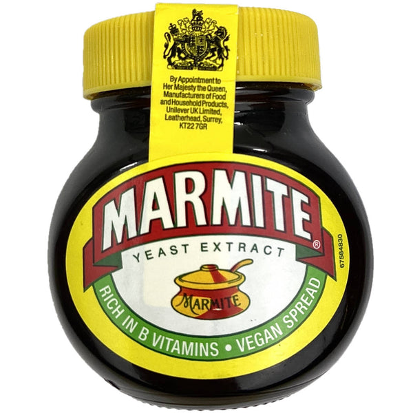 marmite yeast extract pate a tartiner anglais vegan