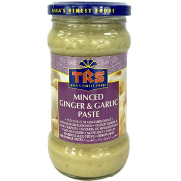 Garlic and Ginger Paste TRS 300g