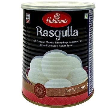 Rasgulla Donut with rose syrup Halidram's 1 kg