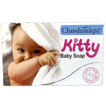 Savon Peau Sensible Baby Soap Chandanalepa
