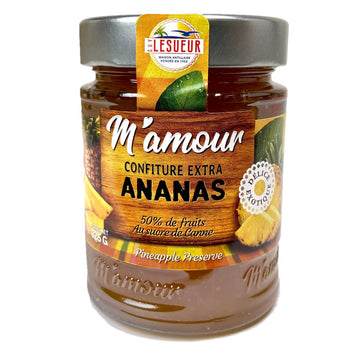 Confiture d'Ananas, M'amour
