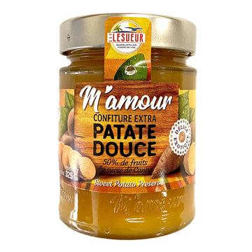 Confiture de Patate douce, M'amour