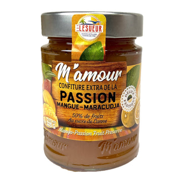 Confiture de Mangue et Passion, M'amour