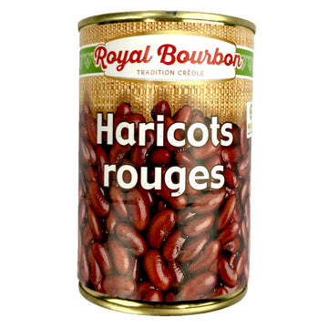 Haricot rouge cuits