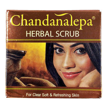 Gommage Herbal Scrub Chandanalepa