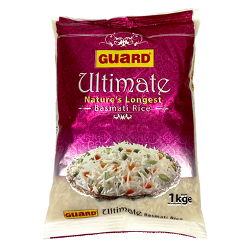 Riz Basmati Ultimate GUARD