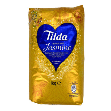 Pure Basmati Tilda rice 1kg and 5kg