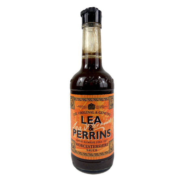 Sauce worcestershire, Lea & perrins, 290 ml, fait a worcester, sauce anglaise, condiment